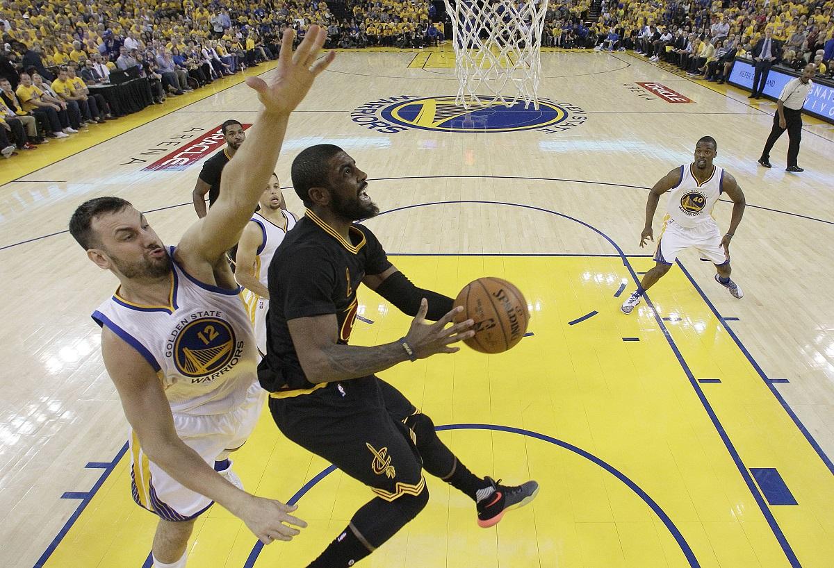 Cavaliers. Foto: AP