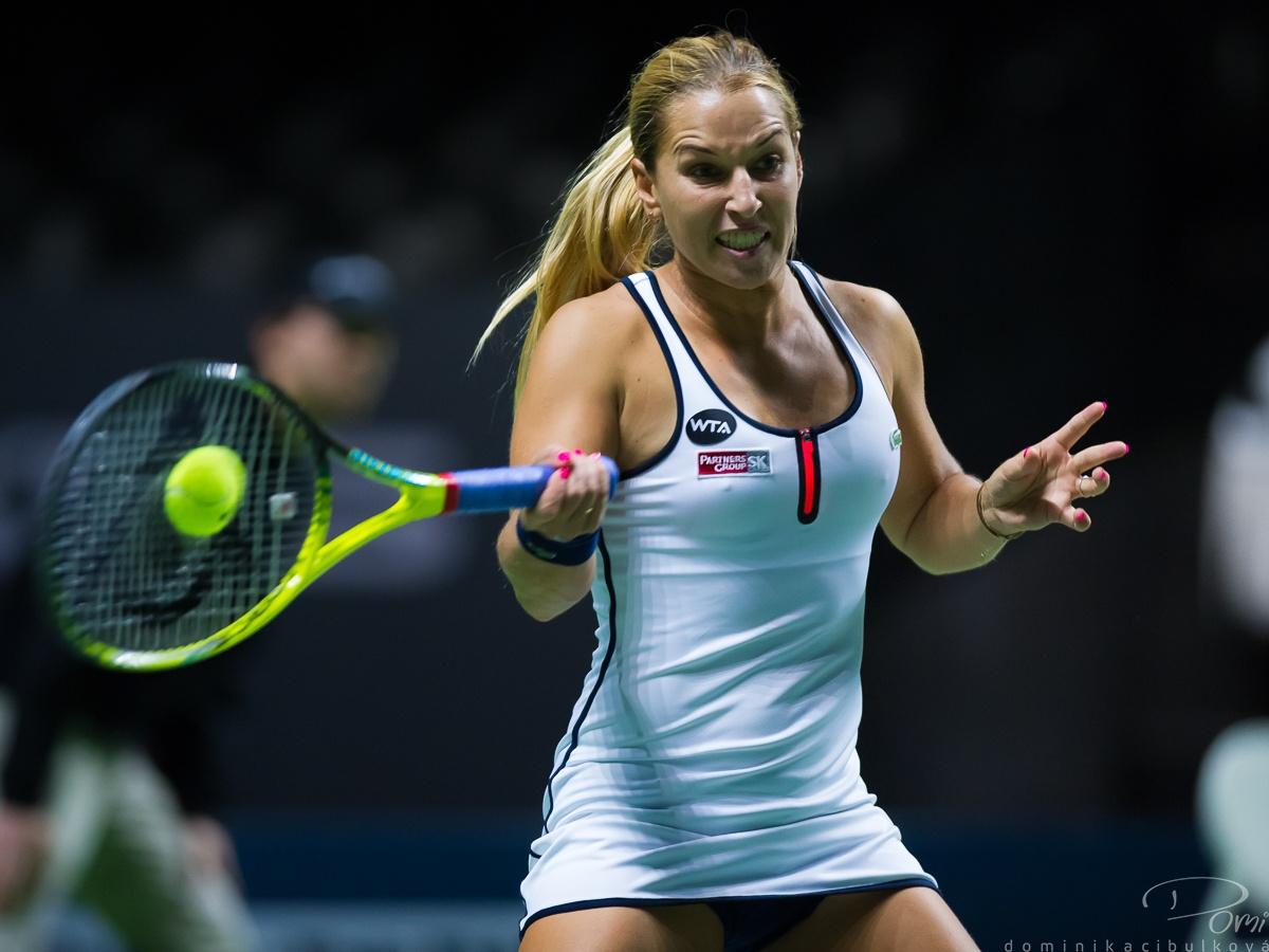 Dominika Cibulkova. Foto: Especial