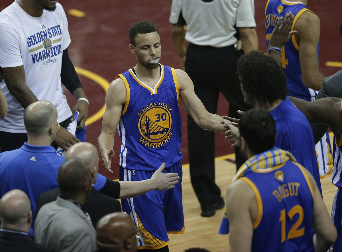 NBA Finals. Foto: AP