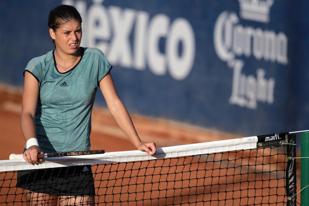 Sorana Cirstea. Foto: Mexsport