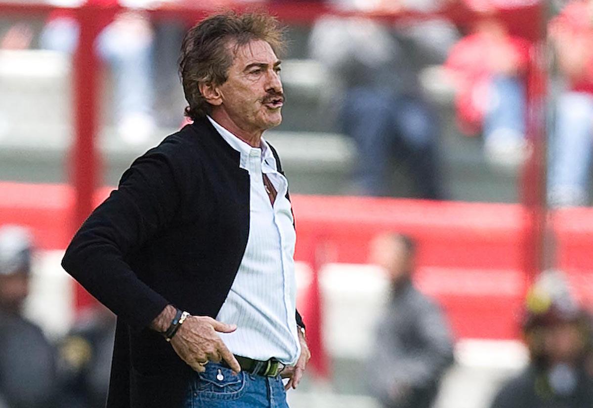 Ricardo La Volpe cuestiona método de Osorio