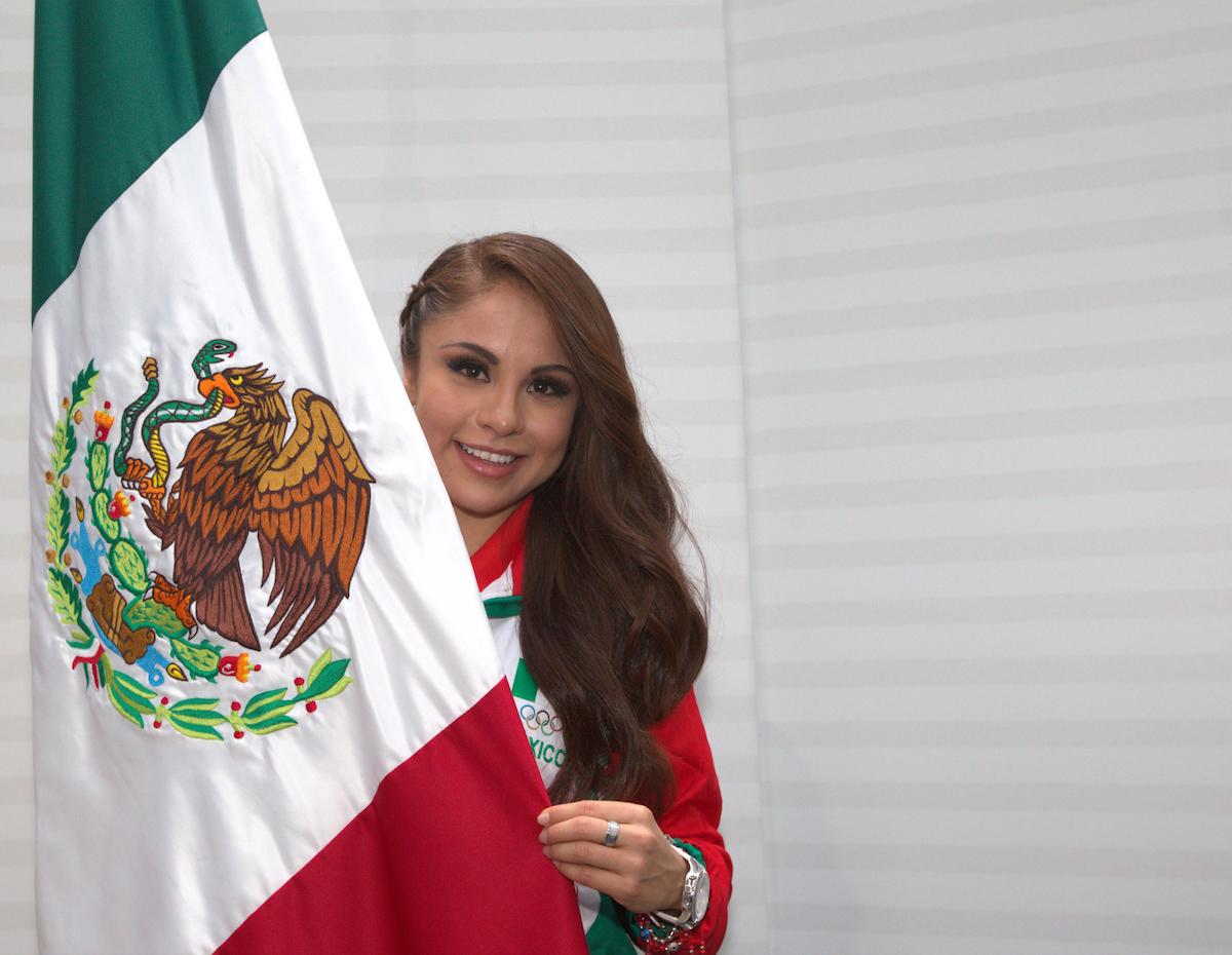 Paola Longoria. Foto: Mexsport