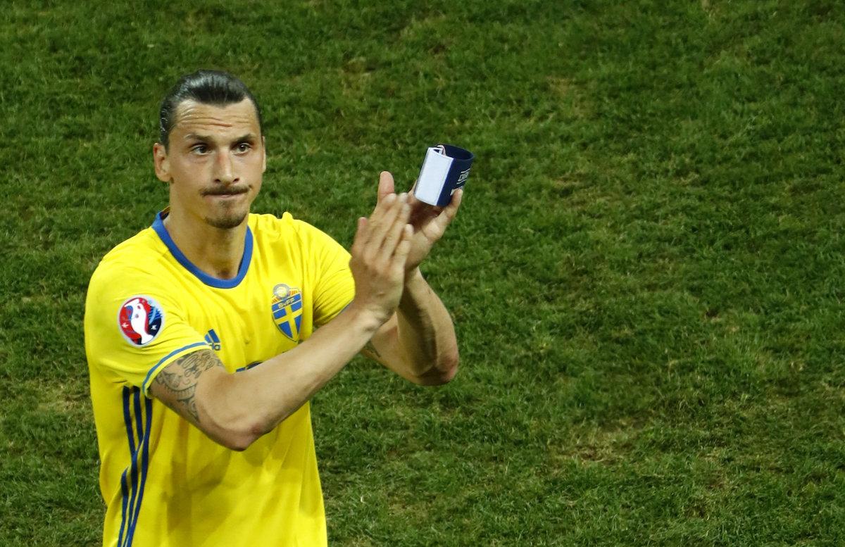 Zlatan Ibrahimovic. Foto: Reuters