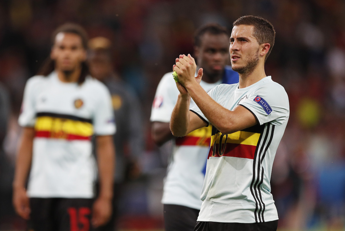 Eden Hazard. Foto: Reuters