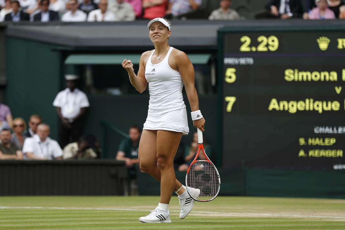 Angelique Kerber. Foto: Reuters