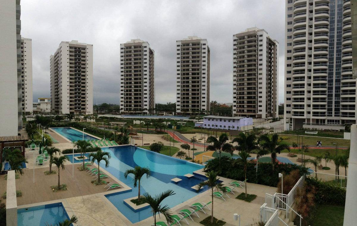 Villa Olímpica, Foto: Conade