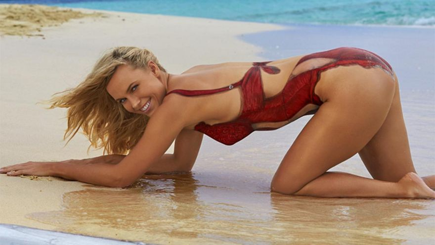 Caroline Wozniacki. Foto: Sport Illustrated