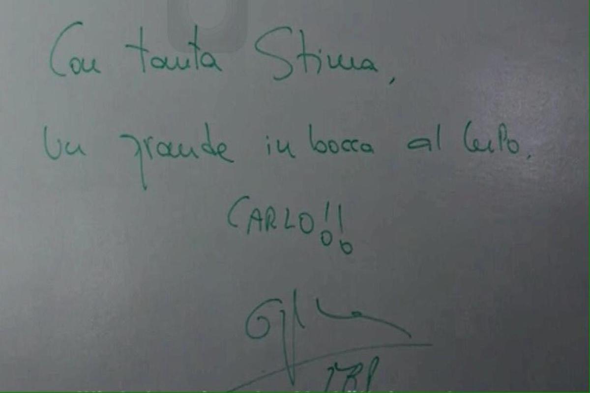 Mensaje de Pep Guardiola para Ancelotti. Foto: Especial