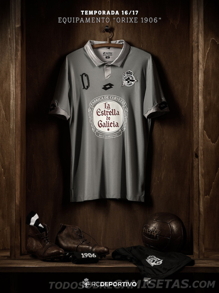 Foto: Lotto/Deportivo de La Coruña