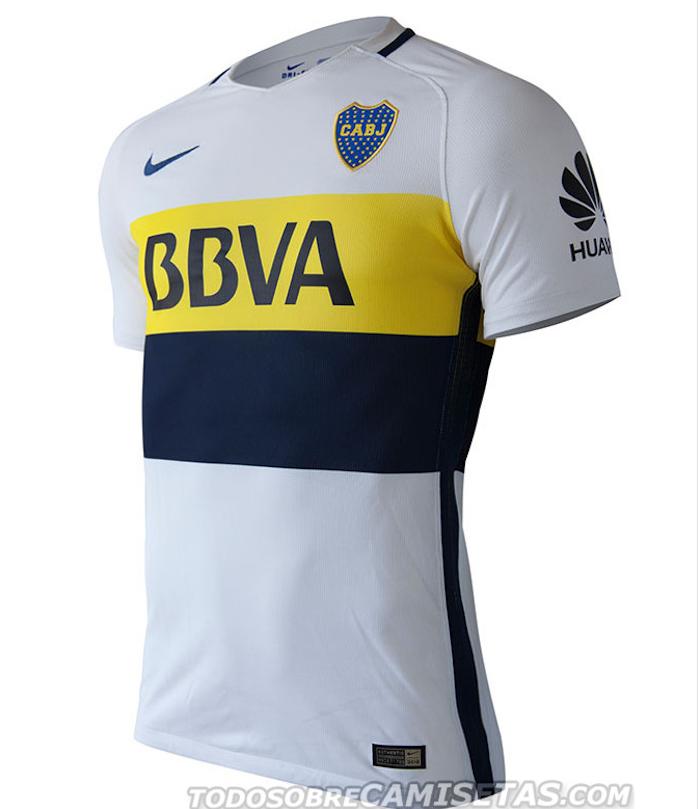 8c84e776b2fa8 Foto  Nike Boca Juniors