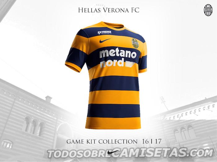 Foto: Nike/Hellas Verona