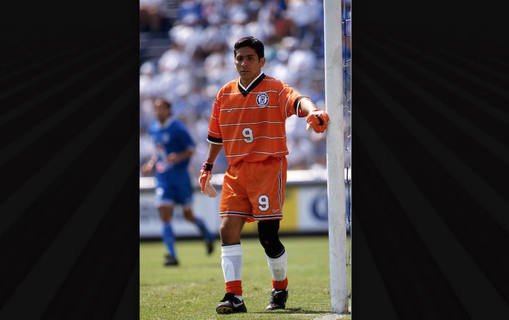 Jorge Campos. Foto: Mexsport