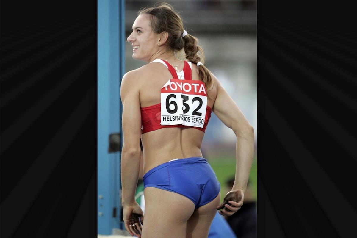 Isinbayeva sexy pics