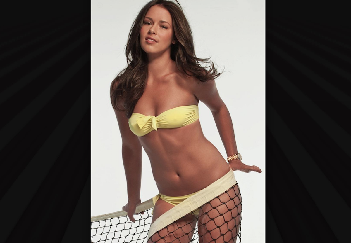 Ana Ivanovic. Foto: Sports Illustrated