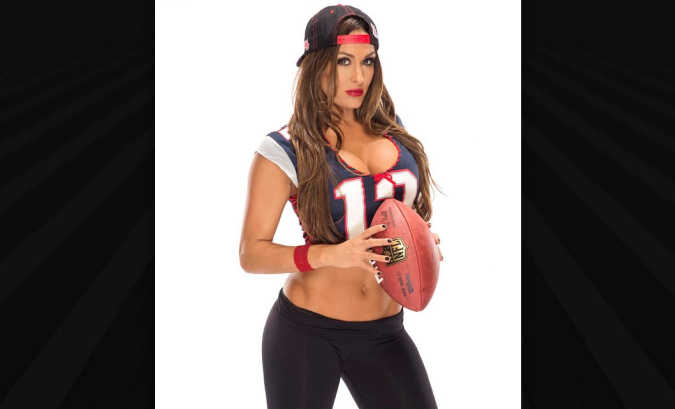 Nikki Bella. Foto: WWE