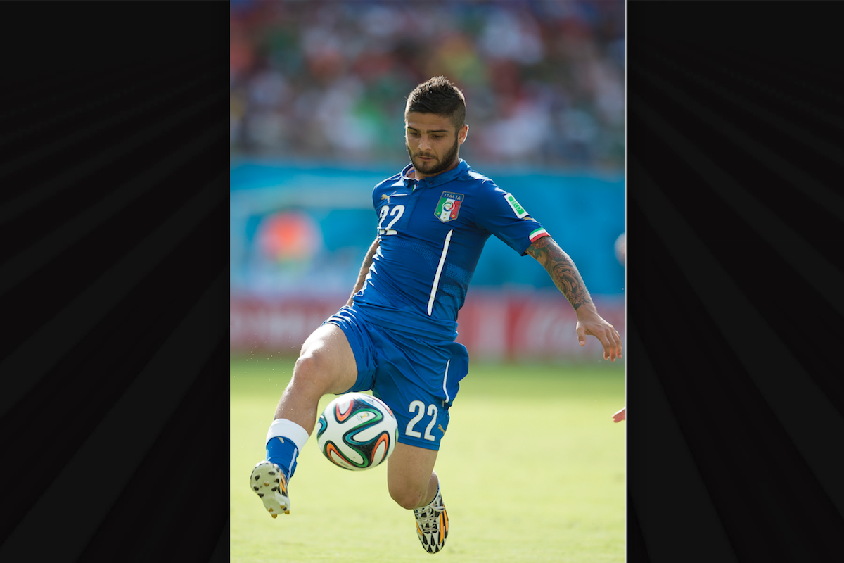 Lorenzo Insigne. Foto: Mexsport