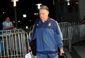 Argentina no tiene selección para Río