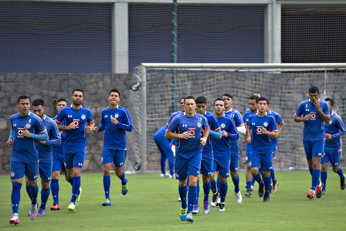 Cruz Azul se estrenará este sábado en el torneo: Foto: Mexsport