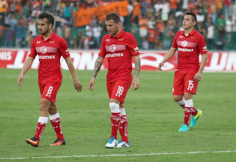 Toluca no camina en el torneo. Foto: Mexsport