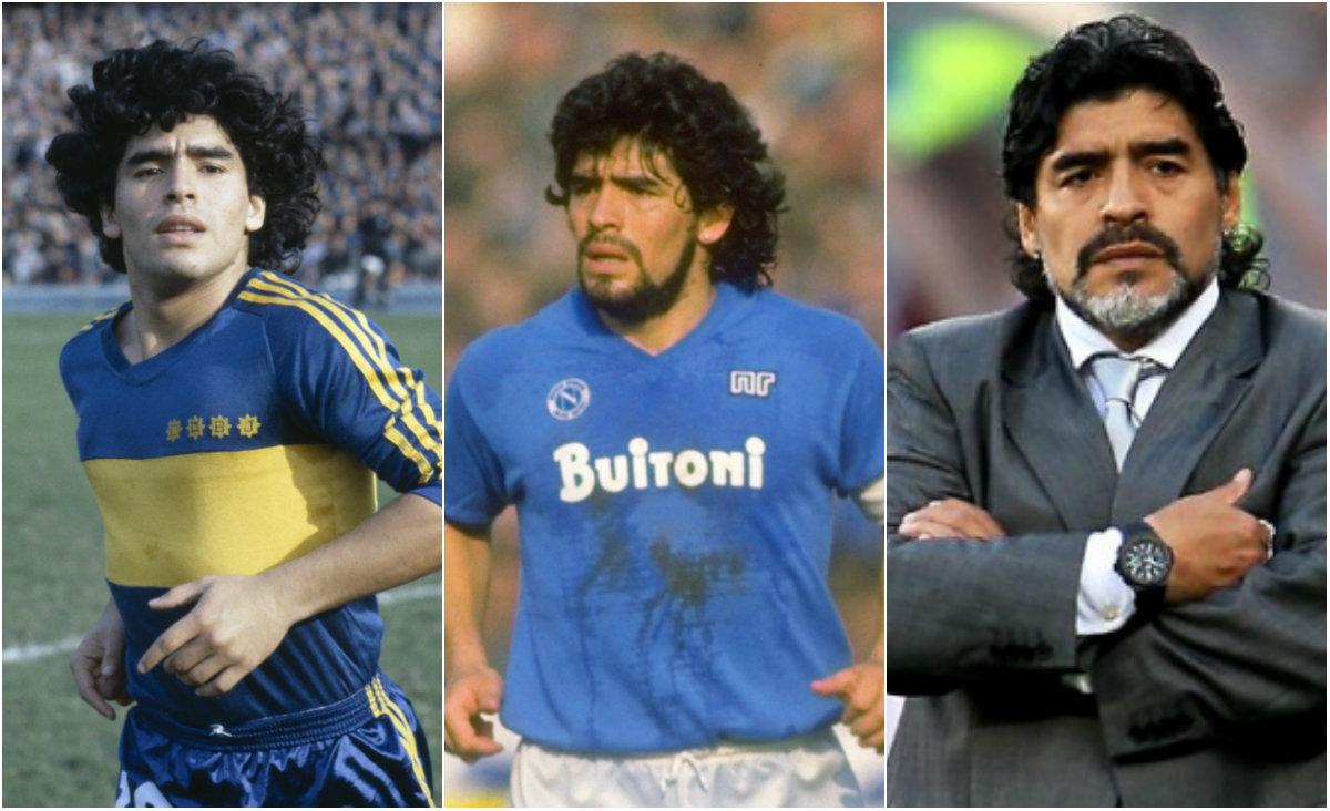 Maradona, Foto: Especial