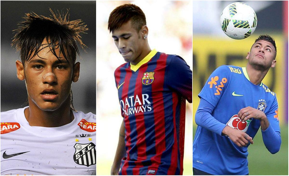 Neymar, Foto: Especial