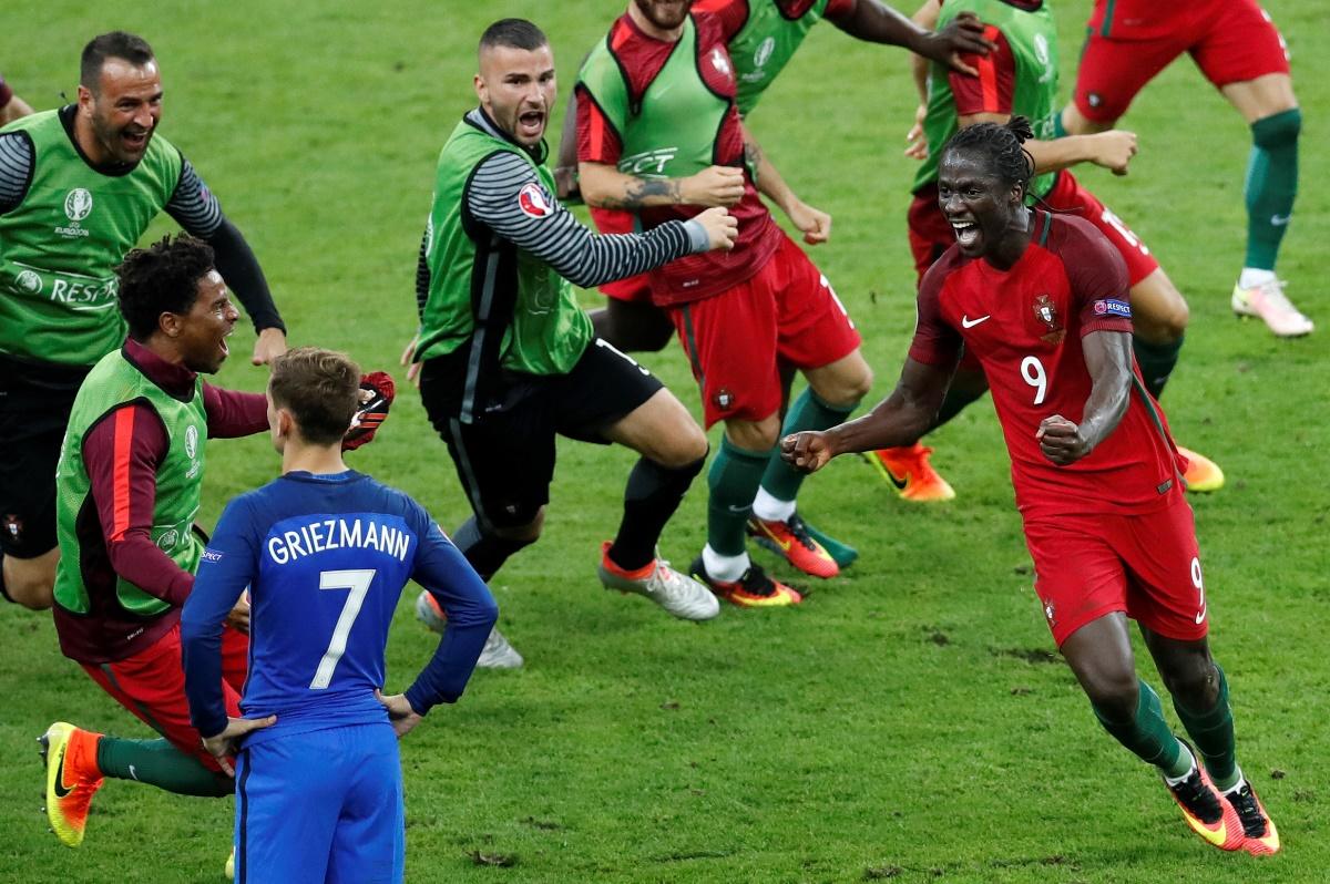 Portugal, campeón de la Eurocopa 2016. Foto: AP