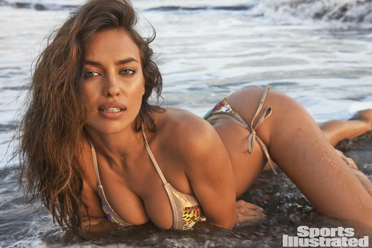 Irina Shayk. Foto: Sports Illustrated