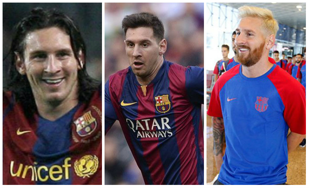 Messi, Foto: Especial