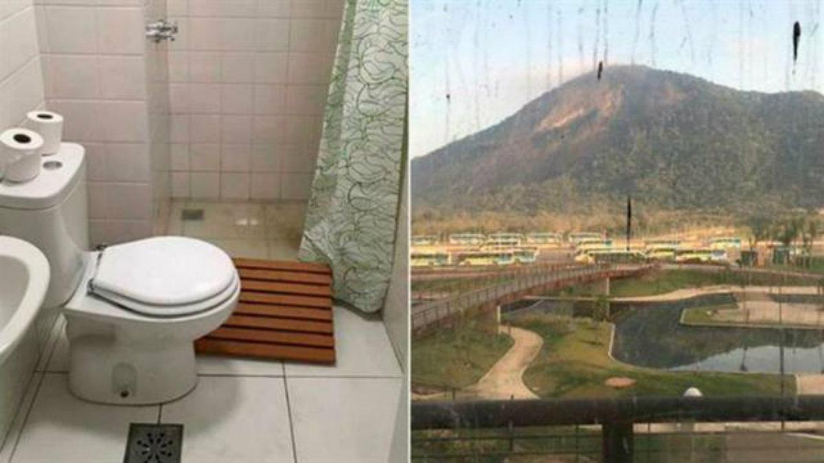 Villa Olímpica, Foto: Facebook Bielorrusia