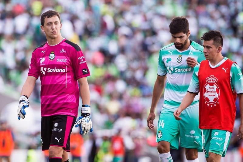 Santos apenas tiene un empate en el torneo. Foto: Mexsport