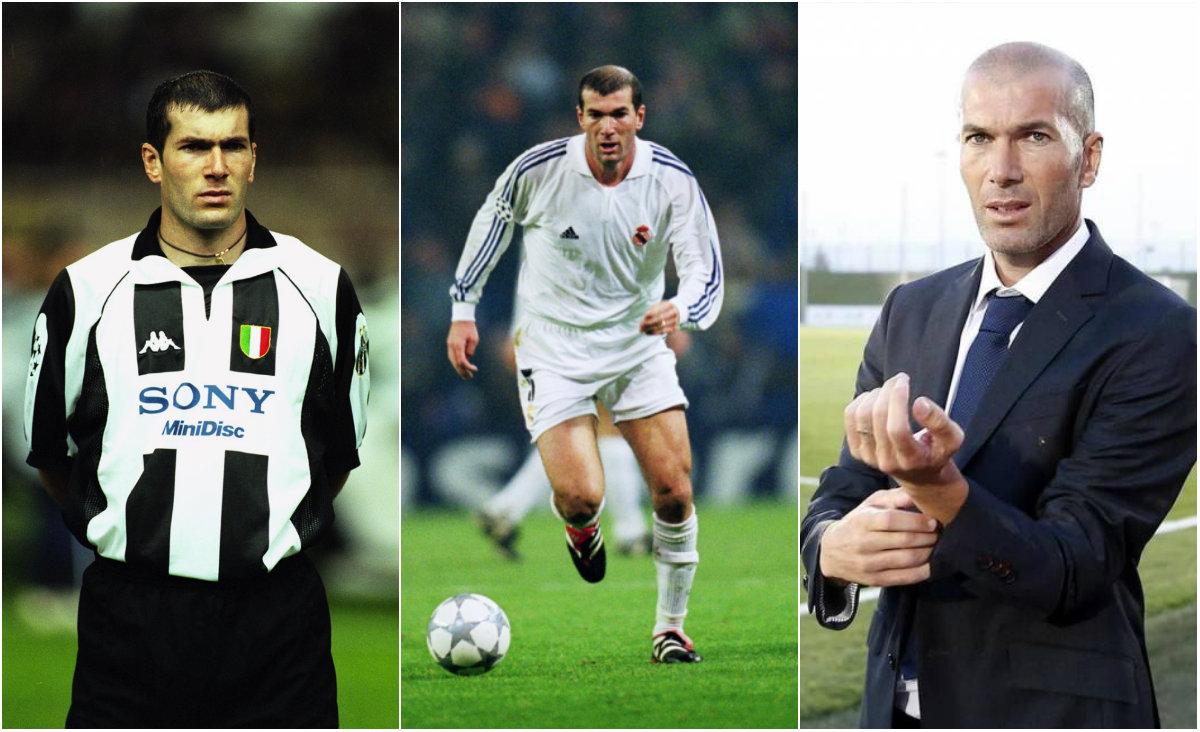 Zidane, Foto: Especial