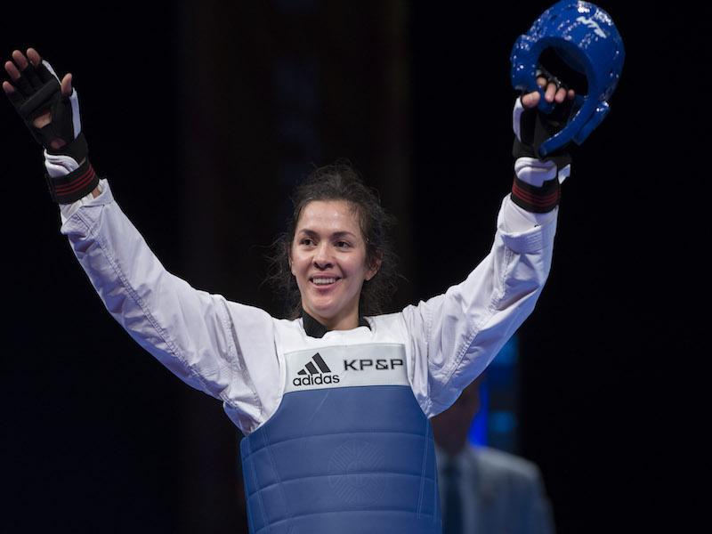 María del Rosario Espinoza. Foto: Mexsport