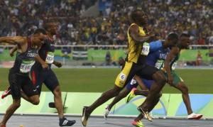 Usain Bolt. FOTO:REUTERS