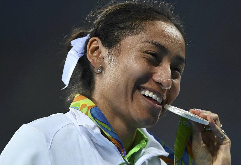 Guadalupe Sánchez, FOTO: REUTERS