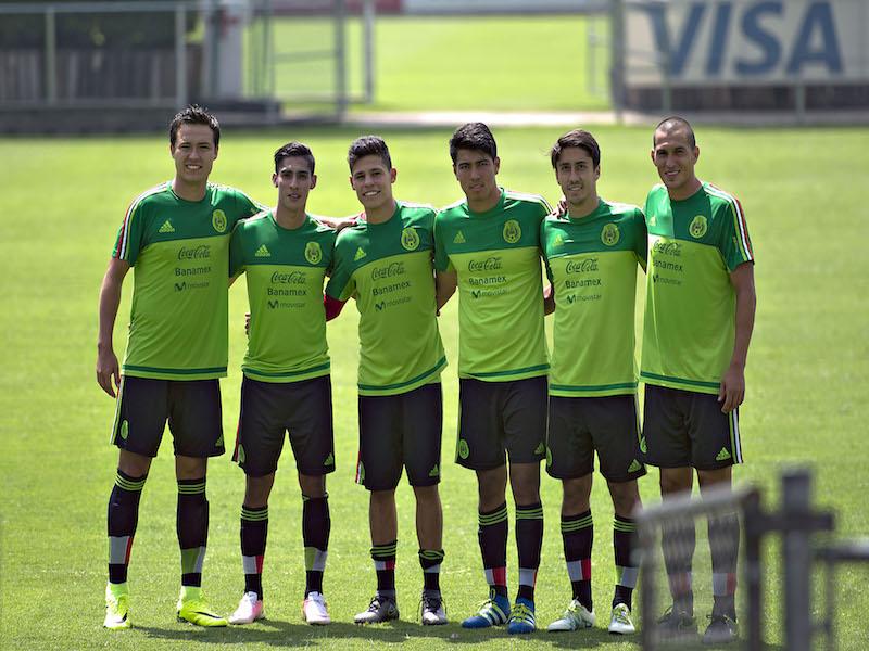 Parte de la Selección Mexicana que estará en Río 2016.