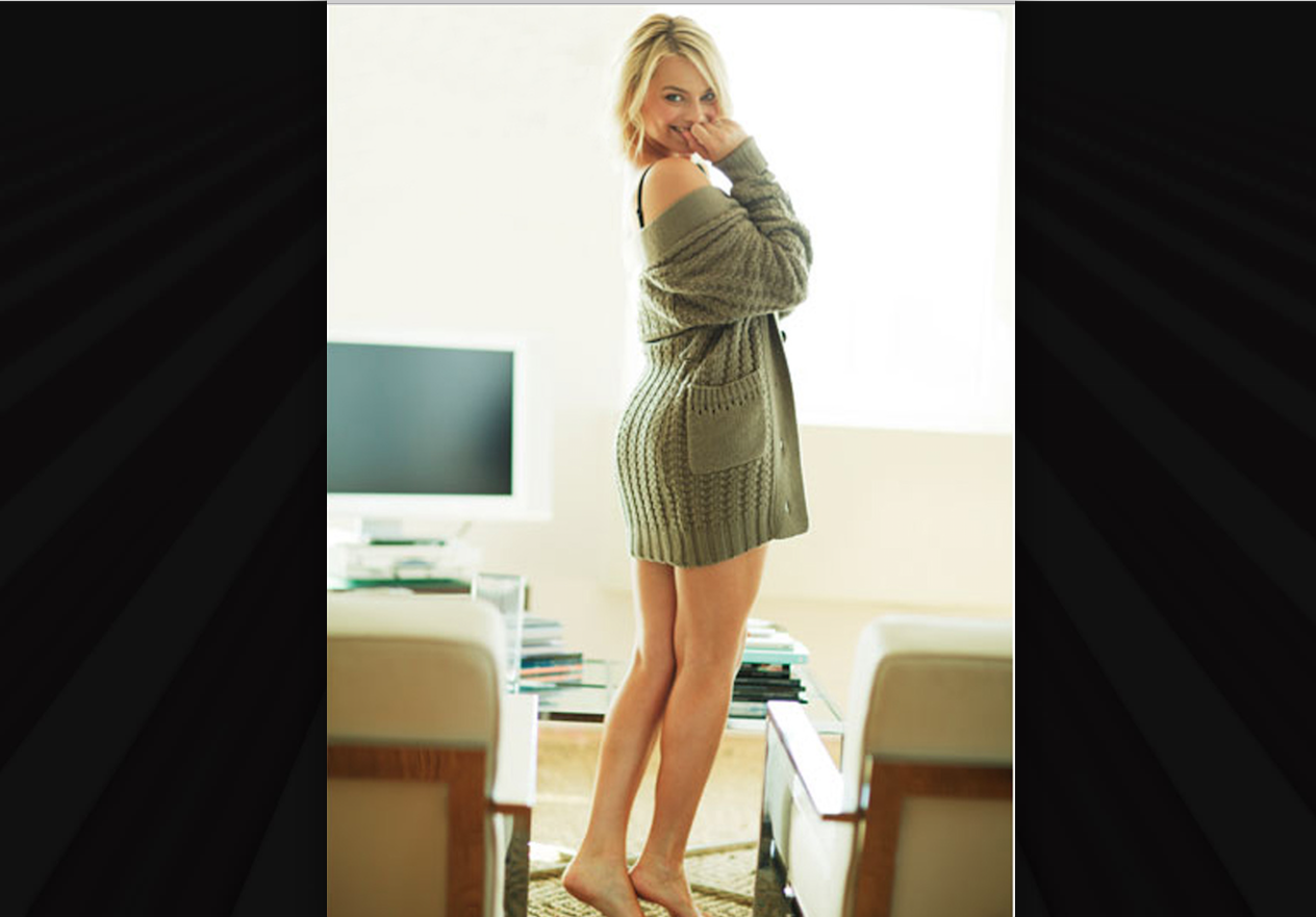 Margot Robbie. Foto: Especial