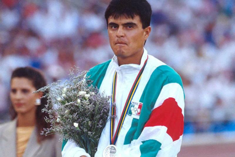 Carlos Mercenario, plata Barcelona 92