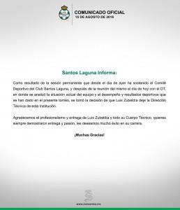 Carta Santos
