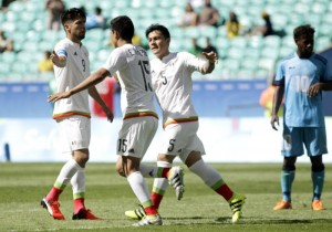 Gutiérrez fue la estrella.FOTO:AP