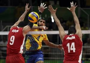 Rio Olympics Volleyba_VEGA