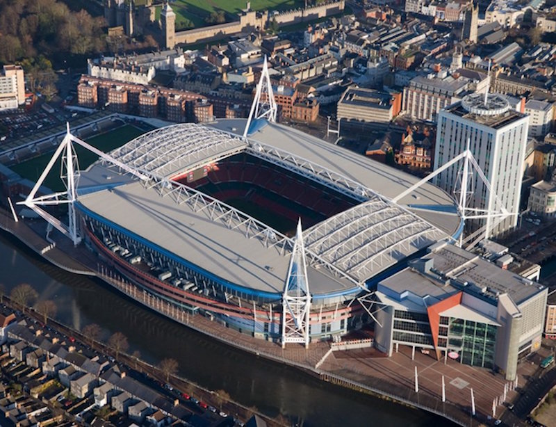 El Millenium Stadium de Cardiff será la sede de la final de la Champions League 2017