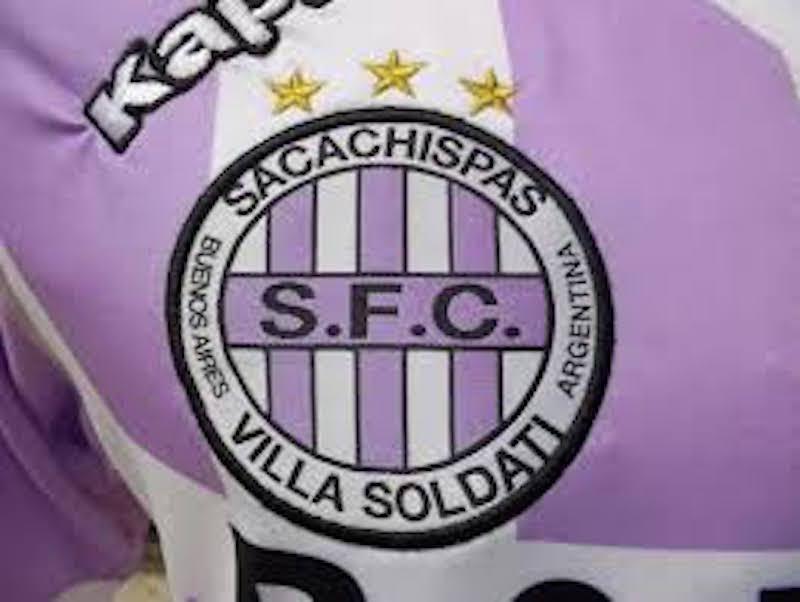 Escudo del Sacachispas. Foto: Especial