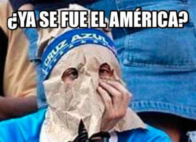 Los memes del Cruz Azul vs. América - Estadio Deportes