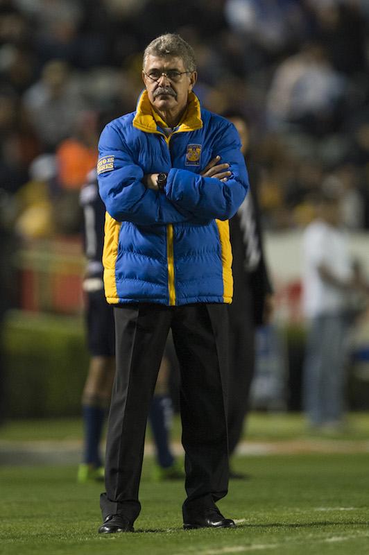 Ricardo Ferreti, técnico de los Tigres. Foto: Mexsport