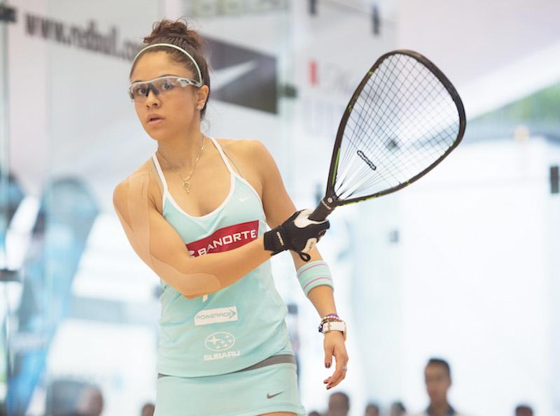 Paola Longoria gana su primer Grand Slam del año