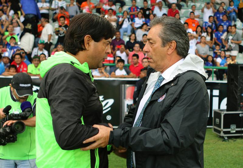 El guaraní sustituiría al 'Jefe' Boy. Foto: Mexsport