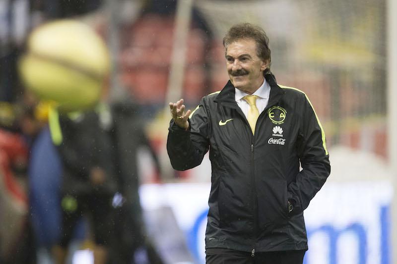 Ricardo La Volpe. Foto: Mexsport