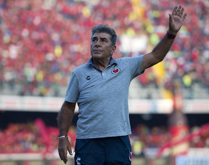 Carlos Reinoso. Foto: Mexsport