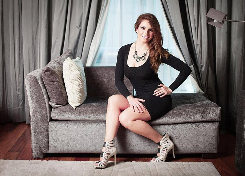 Tania Rincón. Foto: Especial