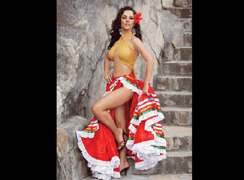 Andrea García. Foto: Especial